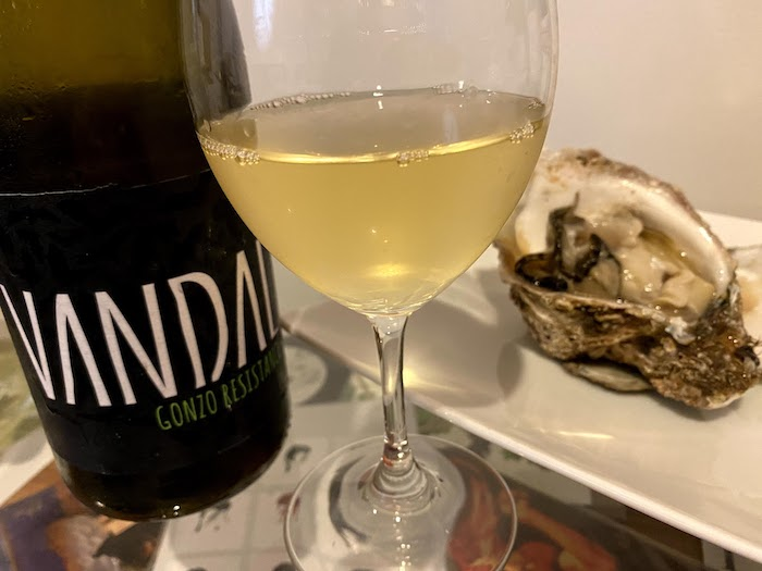 生牡蠣とレジスタンス