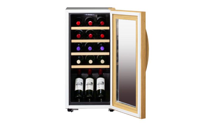 デバイスタイルワインセラーCF-C15W-W