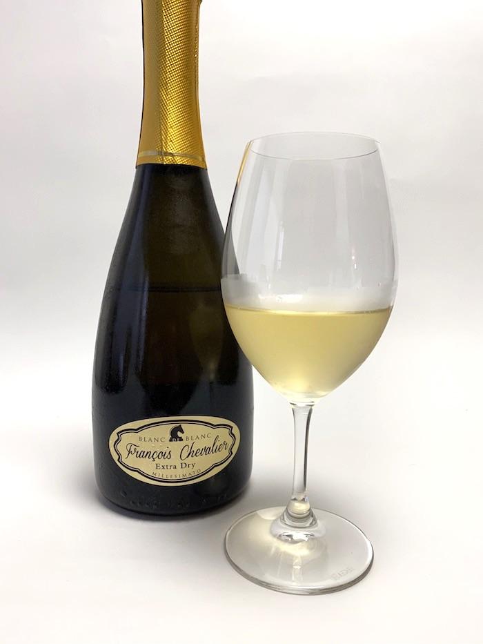 フランソワシュヴァリエ白ワイングラス