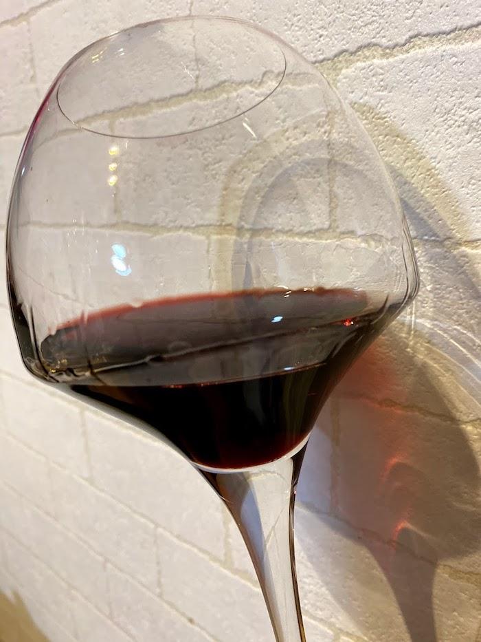 赤ワイングラス