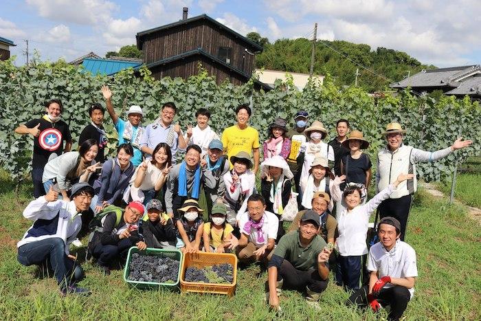 OSAKAオレンジワインプロジェクトレポート