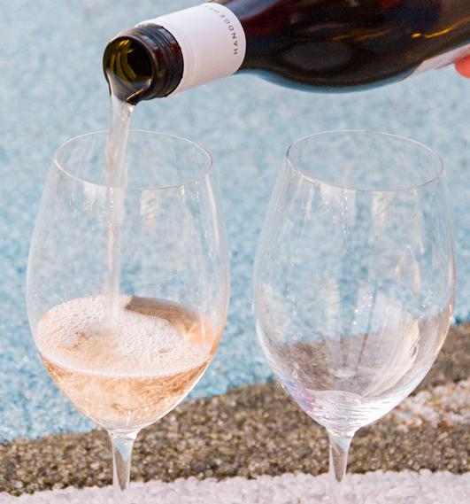 ブラッシュワイン
